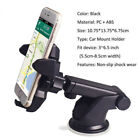 🔥360° Car Windshield Mount Cradle Holder Stand For iPhone X 8 Samsung S9 S8 GPS
