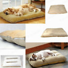 Pet Cat Dog Beds Rest Blanket Nest Winter Breathable Cushion Soft Warm Sleep Mat