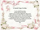 A Special Prayer For You Personalized Poem Gift #4 (For Papa thru Wife)