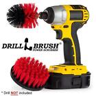 Stiff Bristle Spin Brush Cleaning Kit - Clean and Remove Algae, Mold, Mildew,