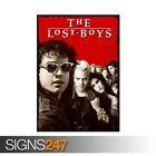 THE LOST BOYS - CLASSIC 80S (ZZ037)  MOVIE POSTER Poster Print Art A0 A1 A2 A3