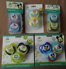 Disney Baby Pacifiers Mickey Mouse Winnie The Pooh Monster's Monsters Inc