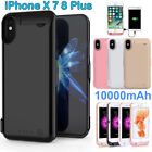 External Power Bank Adapter Battery Charger Case for iPhone