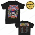 Lynyrd Skynyrd t Shirt Farewell tour 2019 T-Shirt Size Men Black Gildan image