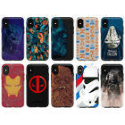 New! Otterbox Symmetry Case For Apple iPhone X & iPhone Xs MARVEL / STAR WARS $12.99 USD on eBay