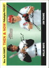 2004 Topps Heritage Then and Now Baseball #1-250 - Your Choice *GOTBASEBALLCARDS