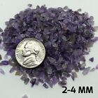 Crushed Amethyst Crushed Crystal MANY SIZES Amethyst Powder Small Amethyst