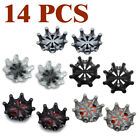 Golf Shoe Spikes Replacement Fast Twist Soft Spike For Footjoy 14 PCS