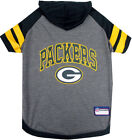 Green Bay Packers NFL Sporty Dog Pet Hoodie T-Shirt Sizes XS-L $22.45 USD on eBay