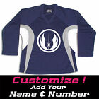 Jedi Order Symbol Star Wars Printed On Hockey Practice Jersey Name