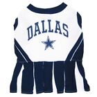 Dallas Cowboys NFL Cheerleader Dog Pet Dress Outfit Sizes XS-M $24.95 USD on eBay