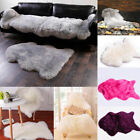 Внешний вид - Faux Fur Sheepskin Rug Fluffy Mats Pad Room Sofa Bed Hairy Shaggy Floor Carpet