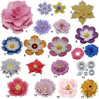 3D Flower Metal Cutting Dies Stencil DIY Scrapbooking Album Paper Card Craft Art