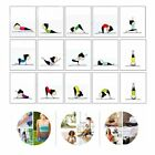 6mm Thick TPE Non-slip Yoga Mats For Fitness Pilates Training Gym Exercise CY