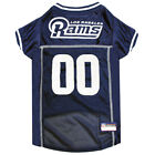 Los Angeles Rams NFL Officially Licensed Pets First Dog Pet Jersey XS-2XL NWT $33.96 USD on eBay