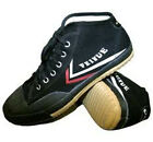 NEW! Feiyue Hi Top Martial Arts Shoes for Kung Fu Wushu Tai Chi Parkour - Black