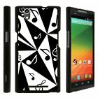 For ZTE ZMax Z970 Hard Fitted 2 Piece Snap On Case