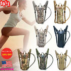 US 3L Water Backpack Bag Hydration Outdoor Climbing Camping Hiking Survival Pack