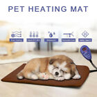 20x20'' Electric Pet Heat Heated Pad Mat Bed Warm Blanket Dog Puppy Cat Exotic