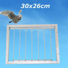 Bob Wires Bars Frame Racing Pigeon Entrance Trapping Door Loft Bird 30cm/40cm