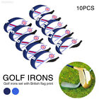 10pcs-Sports Protect Iron Putter Headcover Putter Cover Golf Head Cover Durable