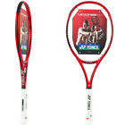 Yonex VCORE 98 Tennis Racquet Racket Court Red String Aero 95sq 285g G2 16x19