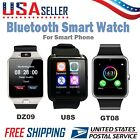 Latest Bluetooth Smart Watch Phone Mate For Android iPhone Samsung Wrist Watch