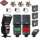US Godox V860II-N 2.4G TTL Flash Speedlight + Battery + XPRO-N Trigger for Nikon