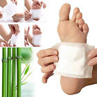 Newest 10 50PCS Detox Foot Pads Patch Detoxify Toxins Fit Health Care Detox KpD3