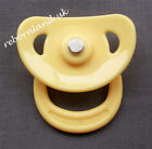 MAGNETIC DUMMY/PACIFIER FOR REBORN DOLLS IN 5 COLOURS + FREE MAGNET