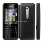 Nokia 301 3G 3.15MP 2.4' Dual SIM Original Unlocked MP3 Bar Phone Bluetooth