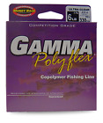 Gamma Poly Flex Copolymer Fishing Line-Ultra Clear-Select Size