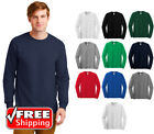 Gildan Basic Cotton Long Sleeve T Shirt Mens Blank Casual Plain Tee Sport G540 image