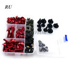 For BMW R1200GS 2013 2014 2015 2016 CNC Accessories One Set Fairing Screw Fixing