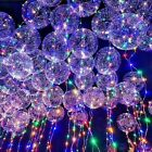 US 3M Light Up LED Balloon Branch Light Colorful Luminous Party Christmas Decor