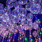 Us Light Up Led Balloon Light Colorful Luminous Birthday Party Christmas Decor