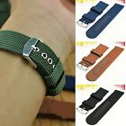 Newest Fashion Balight Military Army Nylon Fabric Canvas Wrist Watch Band Strap