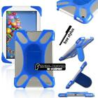 Shockproof Silicone Stand Cover Case For Various 7