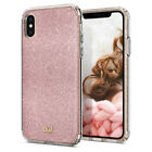 iPhone XS/X, XS MAX Ciel [Glitter] Sparkly Glitter Protective Women Cover Case