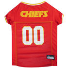 Kansas City Chiefs NFL Officially Licensed Pets First Dog Pet Jersey XS-2XL NWT $31.96 USD on eBay
