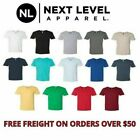 Next Level Mens N3200 Ultra Soft Premium Fit Short Sleeve V Neck T-Shirt XS-2XL  image