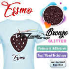ESSMO™ Glitter Heat Transfer Vinyl HTV Sheet T-Shirt Iron On Press Weed Easy 20""