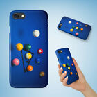 SNOOKER POOL TABLE BALLS 3 HARD PHONE CASE FOR APPLE IPHONE XS XR XS MAX $8.55 USD on eBay