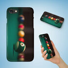SNOOKER POOL TABLE BALLS 1 HARD PHONE CASE FOR APPLE IPHONE XS XR XS MAX $6.6 USD on eBay