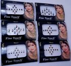 Strips Indian Assorted Bindi Bridal Face Forehead Tika Sticker Tattoo