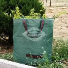 Garden Waste Bag Patio Yard Lawn Leaf Container Collapsible 3 PACK 72 Gallons