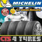 205 55 16 94V MICHELIN CROSSCLIMATE+ ALL SEASON TOP QUALITY HIGH MILEAGE TYRES