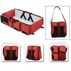 3 in1 Baby Portable Bassinet Cot Mummy Travel Bag Diaper Bag and Change Station6