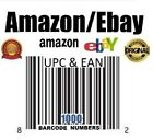 1000 UPC EAN Numbers Barcodes Bar Code Number EBay Amazon US UK EU Guarantee