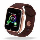 A1 W Smart Wrist Watch Bluetooth GSM Phone For Android Samsung iPhone Iphone LG